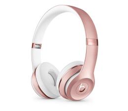 Słuchawki bezprzewodowe Apple Beats Solo3 Wireless On-Ear różowe złoto