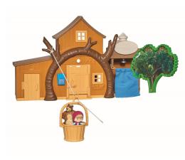 Figurka Simba Masza Dwupoziomowy dom Niedźwiedzia