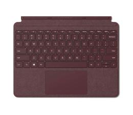 Klawiatura do tabletu Microsoft Signature Type Cover do Surface Go Burgundowy