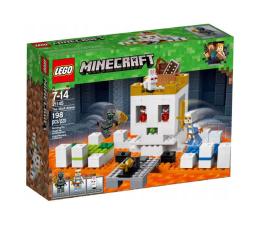 Klocki LEGO® LEGO Minecraft Czaszkowa arena