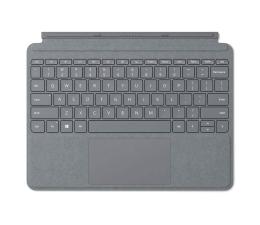 Klawiatura do tabletu Microsoft Signature Type Cover do Surface Go Platynowy