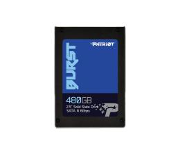 "Dysk SSD  Patriot 480GB 2,5"" SATA SSD BURST"