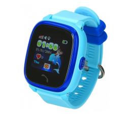 Smartwatch dla dziecka Garett Kids 4 niebieski