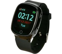 Smartwatch dla dziecka Garett GPS 3 czarny