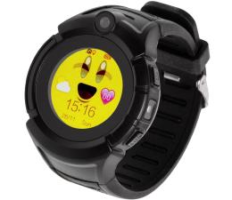 Smartwatch dla dziecka Garett Kids 5 czarny