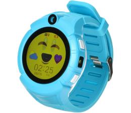 Smartwatch dla dziecka Garett Kids 5 niebieski