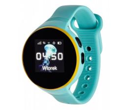 Smartwatch dla dziecka Garett Kids Smile niebieski