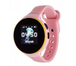 Smartwatch dla dziecka Garett Kids Smile różowy