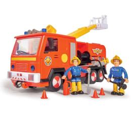 Pojazd / tor i garaż Simba Strażak Sam Wóz strażacki Jupiter 2.0