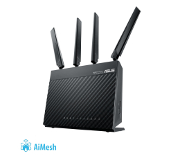 Router ASUS 4G-AC68U (1900Mbps a/b/g/n/ac (LTE) 4xLAN