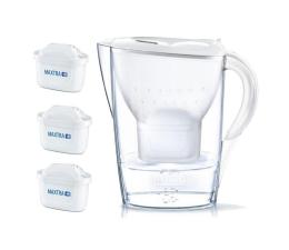 Filtracja wody Brita Marella MX 2,4l biały + 3 wkłady MAXTRA plus
