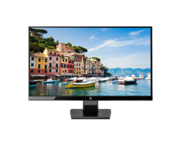 "Monitor LED 24"" HP 24W"