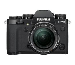 Bezlusterkowiec Fujifilm X-T3 czarny + XF 18-55 F/2.8-4.0