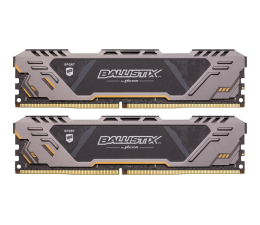 Pamięć RAM DDR4 Crucial 16GB 2666MHz Ballistix Sport AT CL16 (2x8GB)