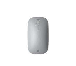 Myszka bezprzewodowa Microsoft Surface Mobile Mouse Platynowy