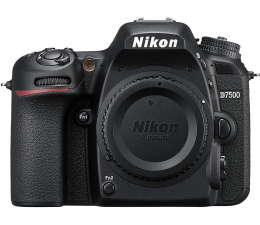 Lustrzanka Nikon D7500 body