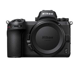 Bezlusterkowiec Nikon Z6 body + adapter FTZ
