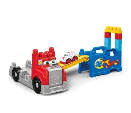 Pojazd / tor i garaż Mega Bloks Ciężarówka Buduj i ścigaj się