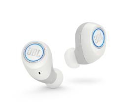 Słuchawki bezprzewodowe JBL Free Białe