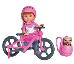 Lalka i akcesoria Simba Evi na rowerze górskim