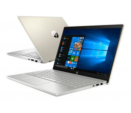 "Notebook / Laptop 14,1"" HP Pavilion 14 i5-8250U/8GB/256PCIe/W10/IPS Gold"
