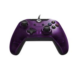 Pad PDP Xbox One Controller - Purple (przewodowy)