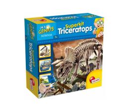 Zabawka edukacyjna Lisciani Giochi Mały Geniusz Super Zestaw Triceratops
