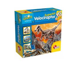 Zabawka edukacyjna Lisciani Giochi Mały Geniusz Super Zestaw Welociraptor