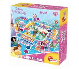 Gra dla małych dzieci Lisciani Giochi Disney Księżniczki Super Gra