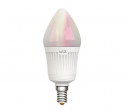 Inteligentna żarówka WiZ Colors RGB LED WiZ30 TR S (E14/400lm)