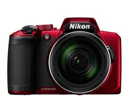 Aparat kompaktowy Nikon Coolpix B600 czerwony