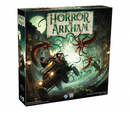 Gra planszowa / logiczna Galakta Horror w Arkham 3 edycja