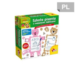 Gra dla małych dzieci Lisciani Giochi Carotina Szkoła Pisania z wesołymi tablicami