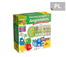 Gra dla małych dzieci Lisciani Giochi Carotina Pierwsza przygoda z angielskim