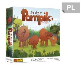 Gra dla małych dzieci Egmont Żubr Pompik