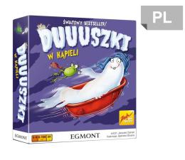 Gra dla małych dzieci Egmont Duuuszki w kąpieli