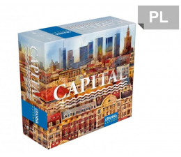 Gra planszowa / logiczna Granna Capital