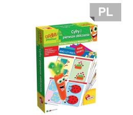 Gra dla małych dzieci Lisciani Giochi Carotina Cyfry Obliczenia
