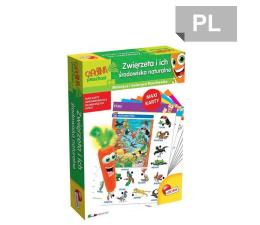 Gra dla małych dzieci Lisciani Giochi Carotina Zwierzęta i Środowisko