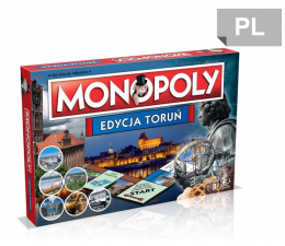 Gra planszowa / logiczna Winning Moves Monopoly Toruń