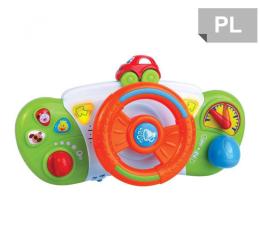 Zabawka dla małych dzieci Dumel Discovery Mini Samochodzik Panel Sterowania 45287