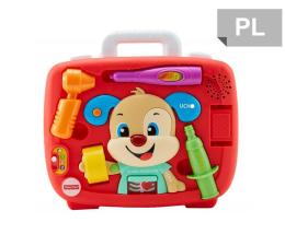 Zabawka dla małych dzieci Fisher-Price Szczeniaczek u lekarza