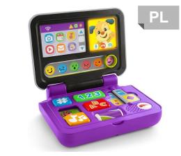 Zabawka dla małych dzieci Fisher-Price Laptop Klikaj i Ucz Się