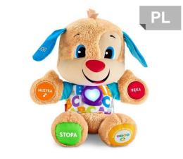 Zabawka dla małych dzieci Fisher-Price Szczeniaczek Uczniaczek 'Poziomy Nauki'