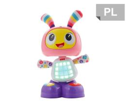 Zabawka dla małych dzieci Fisher-Price Robot Bella - Tańcz i śpiewaj ze mną!