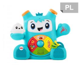 Zabawka dla małych dzieci Fisher-Price Interaktywny Przyjaciel Rockit