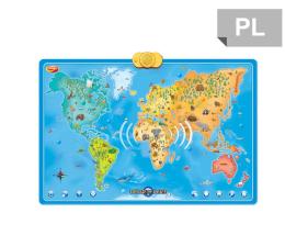 Zabawka interaktywna Dumel Discovery Interaktywna Mapa Zwierzęta Świata 60846