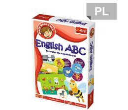 Gra dla małych dzieci Trefl Mały odkrywca English ABC