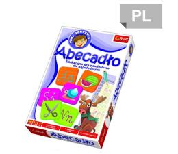 Gra dla małych dzieci Trefl Abecadło