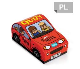 Gra dla małych dzieci Albi Gry do auta Quizy